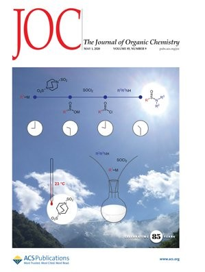 Journal of Organic Chemistry: Volume 85, Issue 9