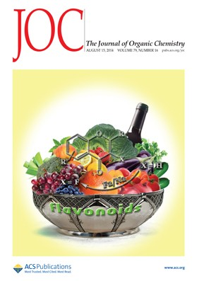 Journal of Organic Chemistry: Volume 79, Issue 16