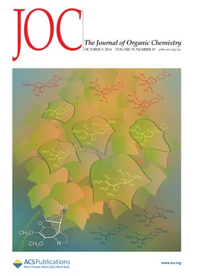 Journal of Organic Chemistry: Volume 79, Issue 19