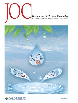 Journal of Organic Chemistry: Volume 79, Issue 22