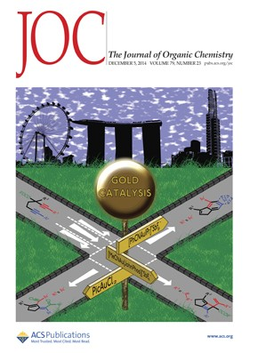 Journal of Organic Chemistry: Volume 79, Issue 23
