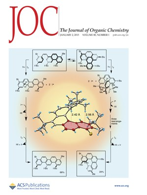 Journal of Organic Chemistry: Volume 80, Issue 1