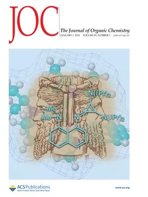 Journal of Organic Chemistry: Volume 81, Issue 1