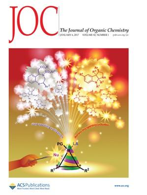 Journal of Organic Chemistry: Volume 82, Issue 1