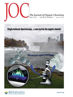 Journal of Organic Chemistry: Volume 82, Issue 10