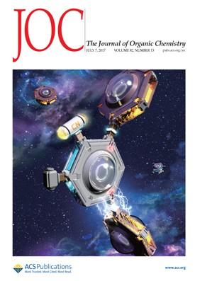 Journal of Organic Chemistry: Volume 82, Issue 13