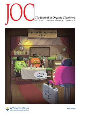 Journal of Organic Chemistry: Volume 82, Issue 14