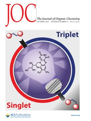 Journal of Organic Chemistry: Volume 82, Issue 19