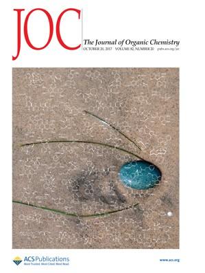 Journal of Organic Chemistry: Volume 82, Issue 20