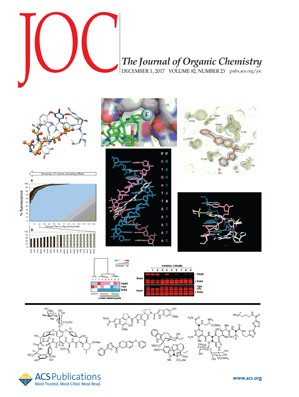 Journal of Organic Chemistry: Volume 82, Issue 23