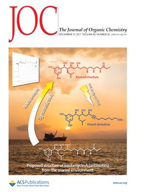 Journal of Organic Chemistry: Volume 82, Issue 24
