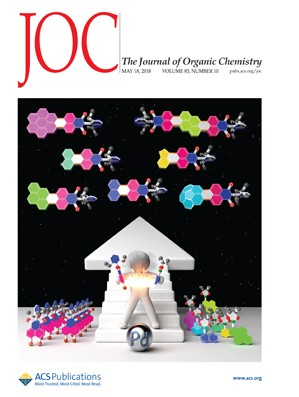 Journal of Organic Chemistry: Volume 83, Issue 10