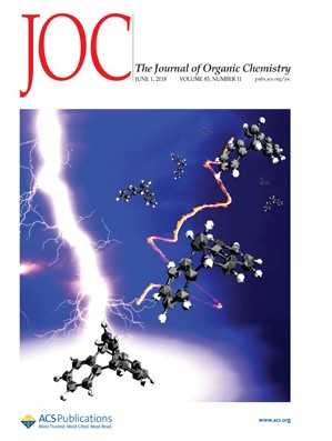 Journal of Organic Chemistry: Volume 83, Issue 11