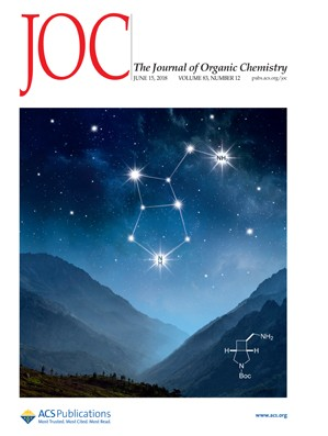 Journal of Organic Chemistry: Volume 83, Issue 12