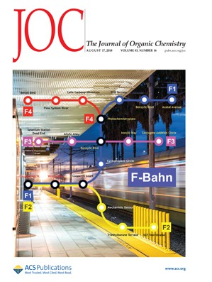 Journal of Organic Chemistry: Volume 83, Issue 16