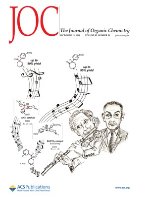 Journal of Organic Chemistry: Volume 83, Issue 20