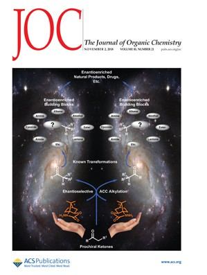 Journal of Organic Chemistry: Volume 83, Issue 21