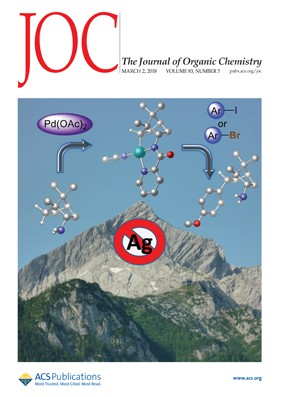 Journal of Organic Chemistry: Volume 83, Issue 5