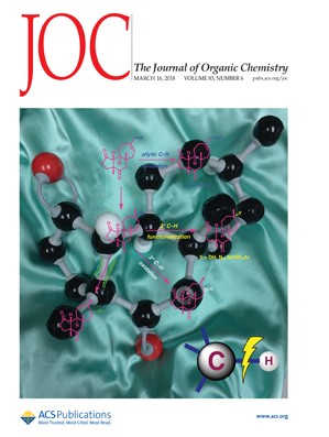 Journal of Organic Chemistry: Volume 83, Issue 6