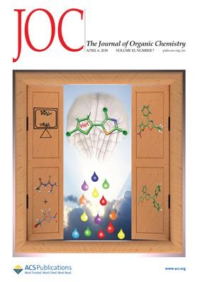 Journal of Organic Chemistry: Volume 83, Issue 7