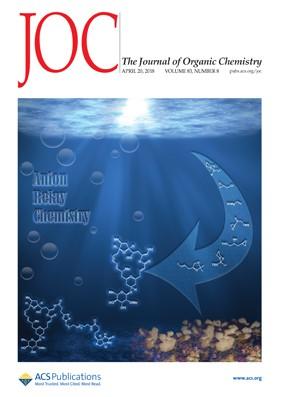Journal of Organic Chemistry: Volume 83, Issue 8