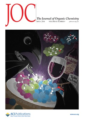 Journal of Organic Chemistry: Volume 83, Issue 9
