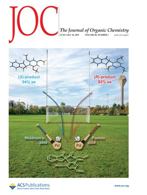 Journal of Organic Chemistry: Volume 84, Issue 2