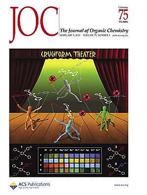 The Journal of Organic Chemistry: Volume 75, Issue 3