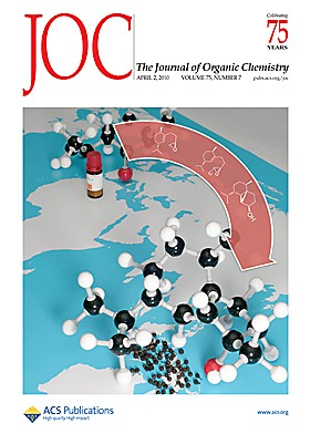 The Journal of Organic Chemistry: Volume 75, Issue 7