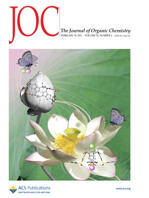 The Journal of Organic Chemistry: Volume 76, Issue 4