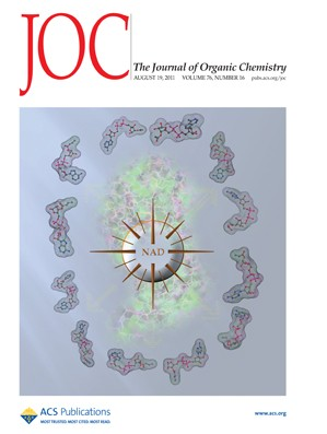 The Journal of Organic Chemistry: Volume 76, Issue 16