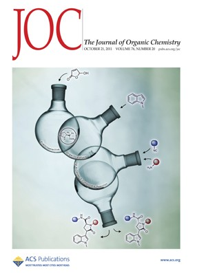 The Journal of Organic Chemistry: Volume 76, Issue 20