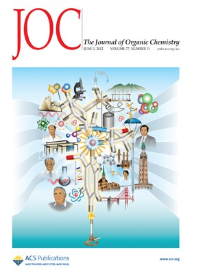 The Journal of Organic Chemistry: Volume 77, Issue 11