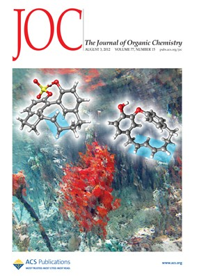 The Journal of Organic Chemistry: Volume 77, Issue 15