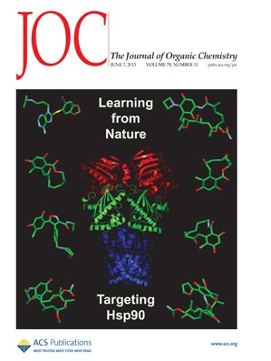 The Journal of Organic Chemistry: Volume 78, Issue 11