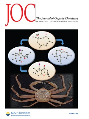The Journal of Organic Chemistry: Volume 78, Issue 19