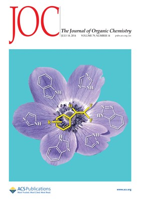 The Journal of Organic Chemistry: Volume 79, Issue 14