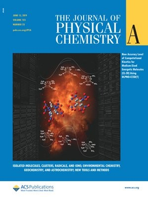 Journal of Physical Chemistry A: Volume 123, Issue 23