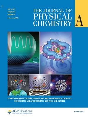 Journal of Physical Chemistry A: Volume 123, Issue 26