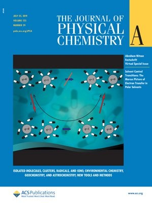 Journal of Physical Chemistry A: Volume 123, Issue 29