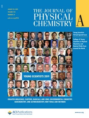 Journal of Physical Chemistry A: Volume 123, Issue 34