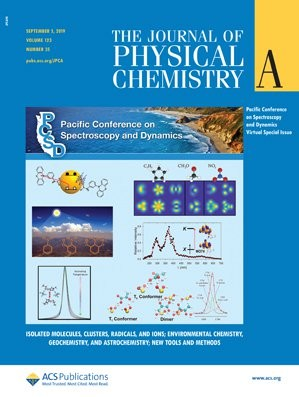 Journal of Physical Chemistry A: Volume 123, Issue 35