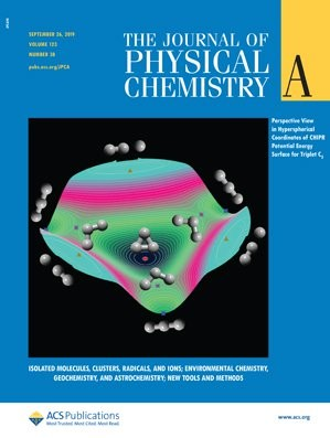 Journal of Physical Chemistry A: Volume 123, Issue 38