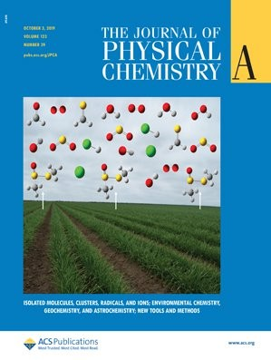 Journal of Physical Chemistry A: Volume 123, Issue 39