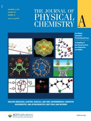 Journal of Physical Chemistry A: Volume 123, Issue 48