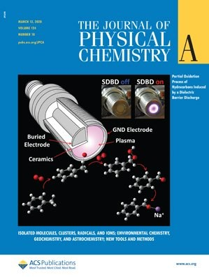 Journal of Physical Chemistry A: Volume 124, Issue 10