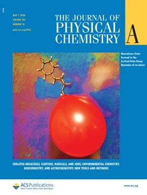 Journal of Physical Chemistry A: Volume 124, Issue 18