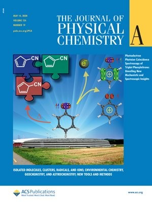 Journal of Physical Chemistry A: Volume 124, Issue 19