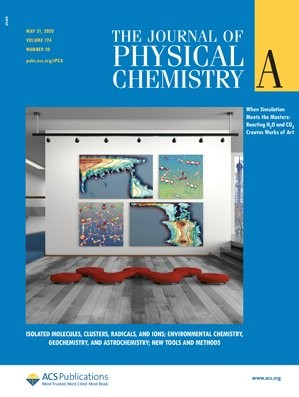 Journal of Physical Chemistry A: Volume 124, Issue 20