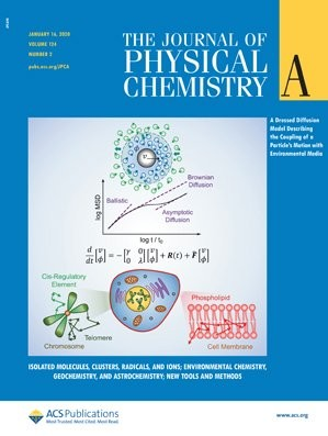 Journal of Physical Chemistry A: Volume 124, Issue 2
